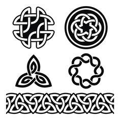 Celtic Irish Patterns