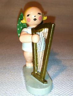 Vintage Wendt and Kuhn Christmas Angel with by BavarianTreasures, $25.00