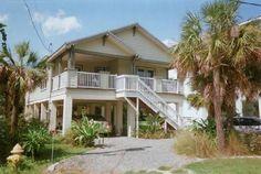 beach homes on stilts   Beach House