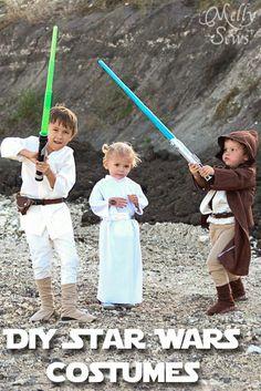 Disfraces para Niños de Star Wars