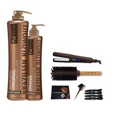 Brazilian Blowout NEW Pro Stylist Promo! Includes Original Solution as well as hair care, tools, and merchandising items. Brazilian Blowout, Salons, Eyeliner, Hair Care, Shampoo, Stylists, Tools, The Originals, Beauty