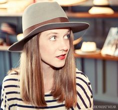 The One Why Picking The Perfect Hat Is Actually Easy via @WhoWhatWear