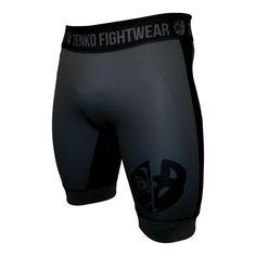 ZENKO FIGHTWEAR Logo T-Shirt Black Short Sleeve Training Tee Shirt MMA BJJ