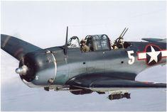 SBD Dauntless | Douglas SBD Dauntless - Great Planes Photo (22668339) - Fanpop ...