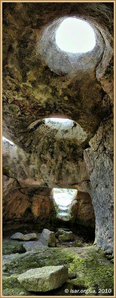 Пещерный город Бакла.
