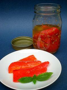 red pepper in oil 3