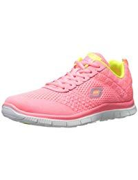 Skechers Damen Flex Appeal Obvious Choice Sneakers in EXBVQ