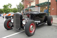 park royal west vancouver rod run hotrod car custom 2009 summer 117 | Flickr - Photo Sharing!