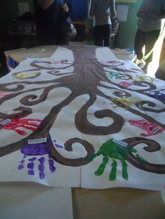 friendship tree @Darci Johnson Johnson Johnson Travis for the school year!