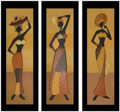 African Art gallery for African Culture artwork, abstract art, contemporary art daily, fine art, paintings for sale and modern art African Art Paintings, Contemporary Art Daily, Art Africain, Africa Art, Mural Wall Art, African American Art, African Culture, Modern Artists, African Design
