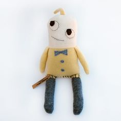 Snuggly Ugly for Brooklyn Makers Mostritos