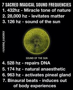 """""""Sound 🔊 is the medicine 👩⚕️ of the future."""" — Edgar Cayce   And it's also good for meditation 🧘♂️ 🎧 🧬 (Swipe)  . Spiritual Wisdom, Spiritual Awakening, Out Of Body, E Mc2, Sound Healing, Chakra Meditation, Holistic Healing, Good To Know, Knowledge"""
