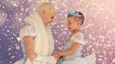 Cancer-fighting girl, 5, shines in fairy-tale photo shoot