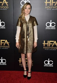 Saoirse Ronan Hollywood Filming Awards 2015