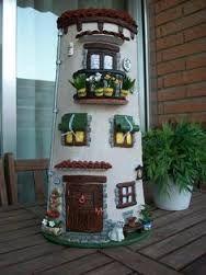 Resultado de imagen para tejas decoradas patio andaluz