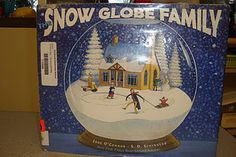 A book to go with all of the snowglobe projects you see around on Pinterest.