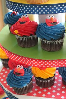 sesame street inspired birthday party  check out the blog post for more photos and inspiration