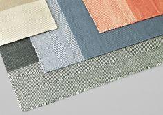 Varjo rugs / Designed by Tina Ratzer / Muuto