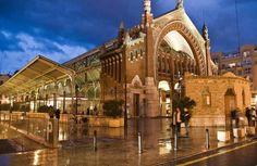 Mercado de Colón, Valencia, España
