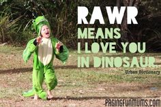 Cute little Dino!