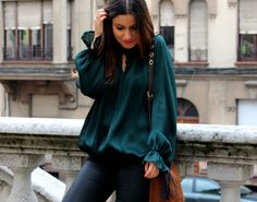 Special blouse  #everyday #outfit