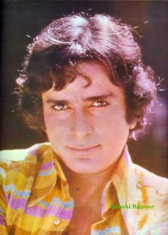 Image result for shashi kapoor hair