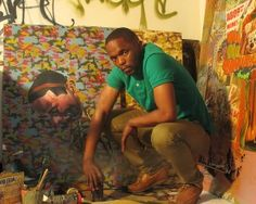 Interview with urban artist, Khayalethu Witbooi Contemporary Art, Interview, Urban, Artists, Studio, Painting, Artist, Painting Art, Paintings