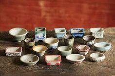 clay pots for mini bonsai More