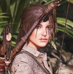 Shadow of the Tomb Raider Tomb Raider Game, Tomb Raider Lara Croft, Tom Raider, Lara Croft Game, Resident Evil Girl, Laura Croft, Shadow Of The Colossus, Princess Mononoke, Dreadlocks