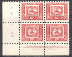 CDN MNH # 314 15c Three Penny Beaver in Stamps, Canada, Mint | eBay