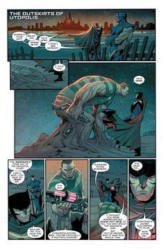 Preview: SQUADRON SINISTER #3 - Comic Vine