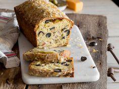 Mächtig deftig: Bacon-Cheese-Bread mit Oliven