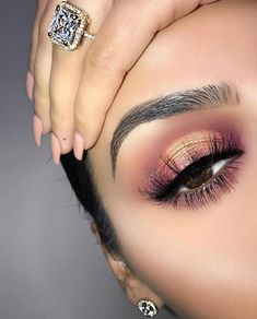 """116 mentions J'aime, 5 commentaires - OFFICIAL leauxla lashes™ (@leauxlalashes) sur Instagram : """"✨Tuesday INSPO ✨ Colours x blend, flawless look! May your lashes be this fluffy, fluttery & lush…"""""""