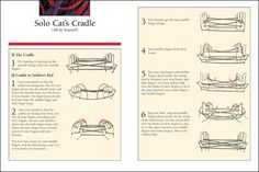 cats cradle instructions - Google Search