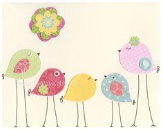Baby Room Decor Savannah Nursery baby Art Prints by DesignByMaya, $65.00