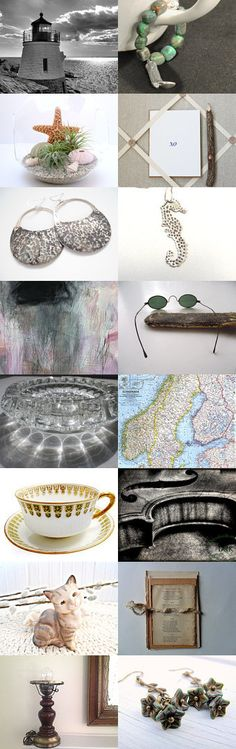 A Day At The Lighthouse by Untried on Etsy--Pinned with TreasuryPin.com
