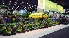 John Deere releases two new row units to planter market including ExactEmerge high-speed system Agriculture News, Precision Agriculture, High Speed, Farming, Tractors, The Row, Monster Trucks, Planters, Product Launch