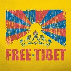 Free Tibet from Chinese Occupation