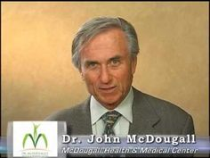 Plant Based Eating, Plant Based Diet, Dr Mcdougall Diet, For Your Health, Health And Wellness, Doctor Johns, Living A Healthy Life, Medical Center, Way Of Life