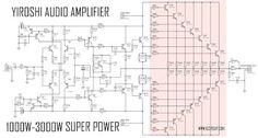 71 Best audio images in 2019 | Circuit diagram, Audio
