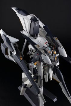 HG Gaplant [Hrairoo] - Customized Build Modeled by uniuni Armored Core, Custom Gundam, Mecha Anime, Custom Paint Jobs, Mechanical Design, Gundam Model, Mobile Suit, Plastic Models, Sculpture Art
