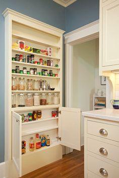 Shallow Cabinet Desi