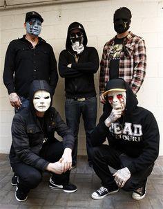 hollywood undead tumblr | Hollywood Undead lives vibrantly on alt scene