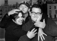Simon Pegg, Nick Frost & Edgar Wright can do no wrong in my book.