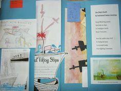 Young Hosannas: Ships and Sailors lapbook