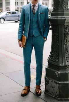 Best Suit Color for Men in 2018 #trending #mensstyle #mensfasion #menswear Follow Men\'s fashion Blog - TheUnstitchd.com for Daily Style tips.