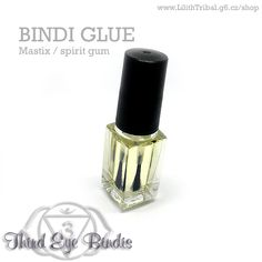 Do not forget that you can also purchase a bindi glue in my store ;) #tribalbindi #bindiglue #thirdeye #thirdeyebindis #tribalfusion #ATS #bindionline