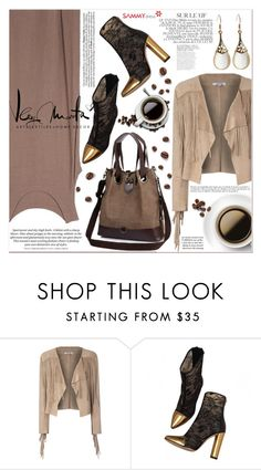 """""""Famous Style"""" by lucky-1990 ❤ liked on Polyvore featuring Glamorous, Balmain and Bela"""