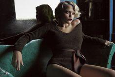 Sky Ferreira by Tom Munro for Vogue Italia October 2013