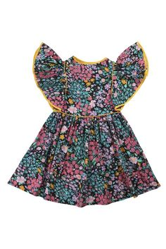 Shop the best brands in baby and kids clothing and accessories. Rylee & Cru, Mini Rodini, Oeuf, Little Unicorn, Milk Barn and more. 70s Fashion, Girl Fashion, Dress Outfits, Kids Outfits, Gypsy Dresses, Best Brand, Dress Skirt, Summer Dresses, Casual
